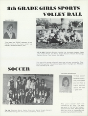 Page 36, 1986 Edition, Clarendon Middle School - Reflections Yearbook (Phoenix, AZ) online yearbook collection