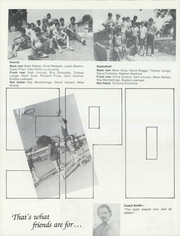 Page 38, 1986 Edition, Clarendon Middle School - Reflections Yearbook (Phoenix, AZ) online yearbook collection