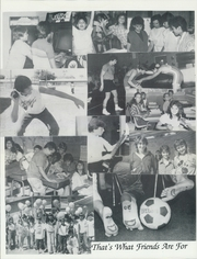 Page 43, 1986 Edition, Clarendon Middle School - Reflections Yearbook (Phoenix, AZ) online yearbook collection