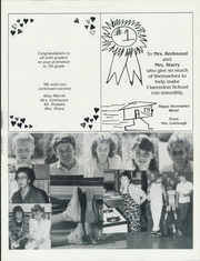Page 45, 1986 Edition, Clarendon Middle School - Reflections Yearbook (Phoenix, AZ) online yearbook collection