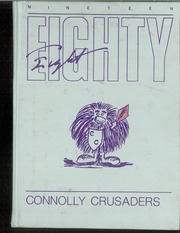 1988 Edition, Connolly Middle School - Crusaders Yearbook (Tempe, AZ)