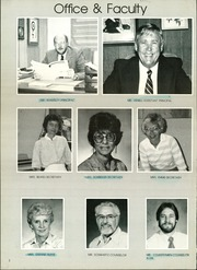 Page 6, 1988 Edition, Desert Foothills Middle School - Scorpion Yearbook (Phoenix, AZ) online yearbook collection