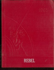 Page 1, 1965 Edition, Herbert Schenk Middle School - Rebel Yearbook (Madison, WI) online yearbook collection