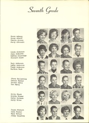 Page 17, 1965 Edition, Herbert Schenk Middle School - Rebel Yearbook (Madison, WI) online yearbook collection