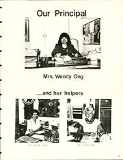 Page 9, 1986 Edition, Longview Elementary School - Yearbook (Phoenix, AZ) online yearbook collection