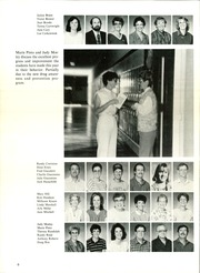 Page 10, 1988 Edition, Lowell Middle School - Yearbook (Bisbee, AZ) online yearbook collection