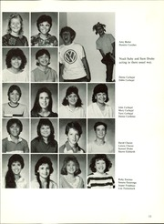 Page 15, 1988 Edition, Lowell Middle School - Yearbook (Bisbee, AZ) online yearbook collection