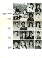Page 16, 1988 Edition, Lowell Middle School - Yearbook (Bisbee, AZ) online yearbook collection