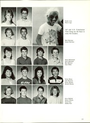 Page 17, 1988 Edition, Lowell Middle School - Yearbook (Bisbee, AZ) online yearbook collection