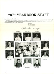 Page 8, 1988 Edition, Lowell Middle School - Yearbook (Bisbee, AZ) online yearbook collection