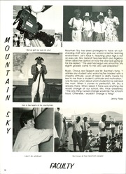 Page 14, 1988 Edition, Mountain Sky Middle School - Mountain Sky Yearbook (Phoenix, AZ) online yearbook collection