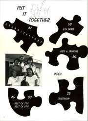 Page 6, 1988 Edition, Mountain Sky Middle School - Mountain Sky Yearbook (Phoenix, AZ) online yearbook collection