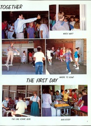 Page 9, 1988 Edition, Mountain Sky Middle School - Mountain Sky Yearbook (Phoenix, AZ) online yearbook collection