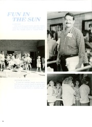 Page 14, 1986 Edition, Poston Junior High School - Poston Panthers Yearbook (Mesa, AZ) online yearbook collection