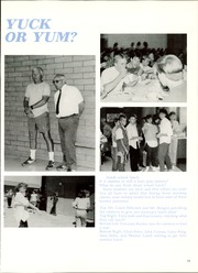 Page 15, 1986 Edition, Poston Junior High School - Poston Panthers Yearbook (Mesa, AZ) online yearbook collection