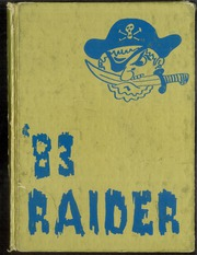 1983 Edition, Royal Palm Middle School - Raiders Yearbook (Phoenix, AZ)