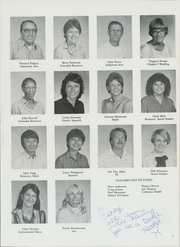 Page 11, 1986 Edition, Royal Palm Middle School - Raiders Yearbook (Phoenix, AZ) online yearbook collection