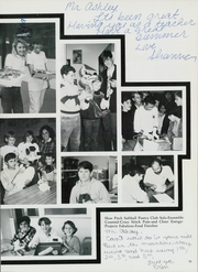 Page 17, 1986 Edition, Royal Palm Middle School - Raiders Yearbook (Phoenix, AZ) online yearbook collection