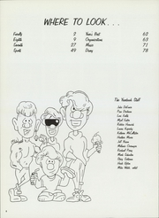 Page 12, 1988 Edition, Royal Palm Middle School - Raiders Yearbook (Phoenix, AZ) online yearbook collection