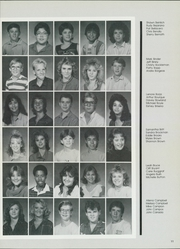 Page 15, 1988 Edition, Royal Palm Middle School - Raiders Yearbook (Phoenix, AZ) online yearbook collection