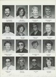 Page 8, 1988 Edition, Royal Palm Middle School - Raiders Yearbook (Phoenix, AZ) online yearbook collection