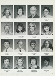 Page 9, 1988 Edition, Royal Palm Middle School - Raiders Yearbook (Phoenix, AZ) online yearbook collection