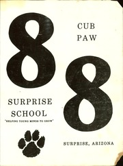 Page 3, 1988 Edition, Surprise Grade School - Cub Paw Yearbook (Surprise, AZ) online yearbook collection