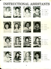 Page 8, 1988 Edition, Surprise Grade School - Cub Paw Yearbook (Surprise, AZ) online yearbook collection