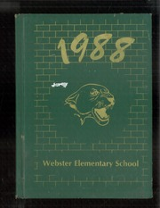 1988 Edition, Webster Elementary School - Yearbook (Mesa, AZ)
