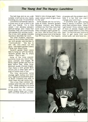 Page 10, 1988 Edition, Willis Middle School - Phoenix Yearbook (Chandler, AZ) online yearbook collection