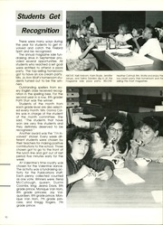 Page 14, 1988 Edition, Willis Middle School - Phoenix Yearbook (Chandler, AZ) online yearbook collection