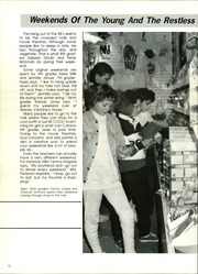 Page 16, 1988 Edition, Willis Middle School - Phoenix Yearbook (Chandler, AZ) online yearbook collection