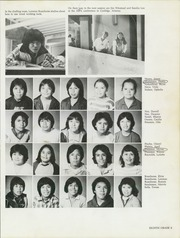 Page 13, 1982 Edition, Tse Ho Tso Middle School - Best of Times Yearbook (Fort Defiance, AZ) online yearbook collection