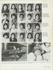 Page 15, 1982 Edition, Tse Ho Tso Middle School - Best of Times Yearbook (Fort Defiance, AZ) online yearbook collection