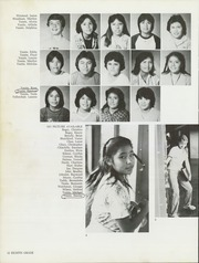 Page 16, 1982 Edition, Tse Ho Tso Middle School - Best of Times Yearbook (Fort Defiance, AZ) online yearbook collection