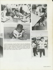 Page 17, 1982 Edition, Tse Ho Tso Middle School - Best of Times Yearbook (Fort Defiance, AZ) online yearbook collection