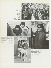 Page 6, 1982 Edition, Tse Ho Tso Middle School - Best of Times Yearbook (Fort Defiance, AZ) online yearbook collection