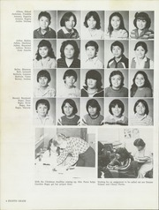 Page 8, 1982 Edition, Tse Ho Tso Middle School - Best of Times Yearbook (Fort Defiance, AZ) online yearbook collection