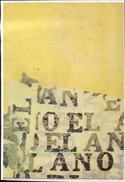 1968 Edition, Glendale Community College - El Ano Yearbook (Glendale, AZ)
