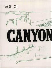 Page 10, 1960 Edition, Grand Canyon University - Canyon Trails Yearbook (Phoenix, AZ) online yearbook collection