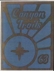 1963 Edition, Grand Canyon University - Canyon Trails Yearbook (Phoenix, AZ)