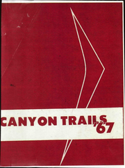 1967 Edition, Grand Canyon University - Canyon Trails Yearbook (Phoenix, AZ)