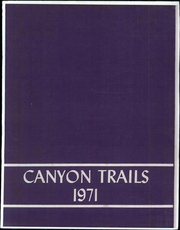 1971 Edition, Grand Canyon University - Canyon Trails Yearbook (Phoenix, AZ)