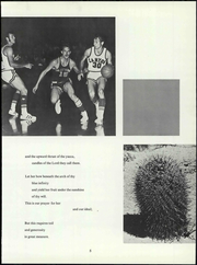 Page 11, 1971 Edition, Grand Canyon University - Canyon Trails Yearbook (Phoenix, AZ) online yearbook collection