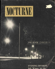Page 1, 1966 Edition, Phoenix College Evening Division - Nocturne Yearbook (Phoenix, AZ) online yearbook collection