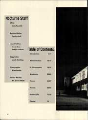 Page 6, 1966 Edition, Phoenix College Evening Division - Nocturne Yearbook (Phoenix, AZ) online yearbook collection