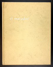 1972 Edition, Arizona Western College - El Matador Yearbook (Yuma, AZ)