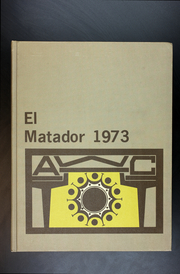 1973 Edition, Arizona Western College - El Matador Yearbook (Yuma, AZ)