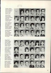 Page 13, 1963 Edition, Doolen Middle School - Thunderbird Yearbook (Tucson, AZ) online yearbook collection