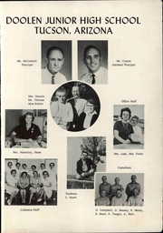 Page 3, 1963 Edition, Doolen Middle School - Thunderbird Yearbook (Tucson, AZ) online yearbook collection